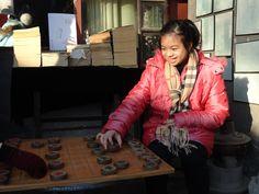 Per gli hutong di Pechino
