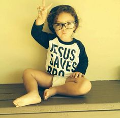 Jesus Saves Basball Tee . Kids on Etsy, $15.00 I want this shirt for the kids!