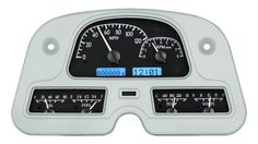New from Dakota Digital ... #fj40 #landcruiser #gauges #dakotadigital
