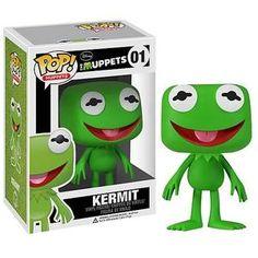 Pop Vinyl Figure: Kermit The Frog