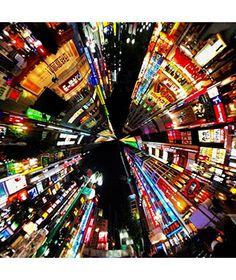 Tokyo Tokyo…Down the rabbit hole. #brightlightsbigcity