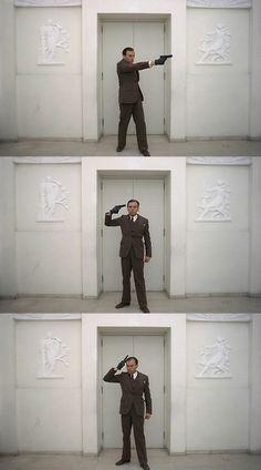 Jean‑Louis Trintignant - Il conformista. Bernardo Bertolucci, 1970.