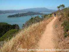 Castle Rock State Park,   California State Parks,   Santa Cruz County  5 mile loop