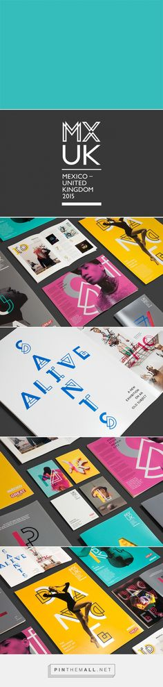 It's Nice That | New identity from design studio Alphabetical centres around Mayan patterns... - a grouped images picture - Pin Them All