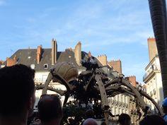 L'Araignée, à Nantes