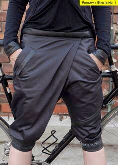Visions of the Future // Mean Parkour/FreeRunning pants