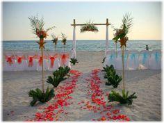 Wedding Package Celebration - A Clearwater Beach Wedding