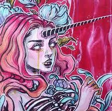 By Audra Auclair. Art And Illustration, Illustrations, Arte Inspo, Kunst Inspo, Audra Auclair, People Art, Dark Art, Art Day, Cute Art