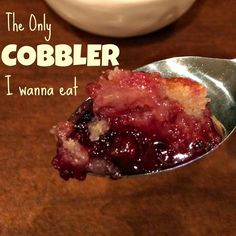 Buttery, deep-dish, sweet, tart – this is the Perfect Blackberry Cobbler. Uses all real ingredients. Will please any crowd!data-pin-do=