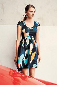 Pinion Dress #anthropologie #anthrofave