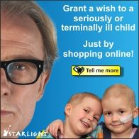 Refer A Child for A Wish | Starlight Children's Foundation