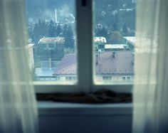 "Miodrag Misha Pipercic copyright  From photo essay ""Bosnian Dream""  Art, Bosnia, Artist, Sarajevo, view"