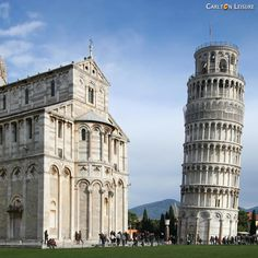 It was first side love when I was staring this wonderful tower, a world heritage known as leaning tower of Pisa