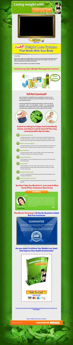 """#Phlexminds worked with its #precious #client """"Losing Weight With Moringa"""" for their #sale #page #design.  Take a #look at this #image. Zoom in to get a clear #idea.   You are most #welcome to visit http://phlexminds.com/portfoliocategory/sale-page-designs to check out more #designs."""