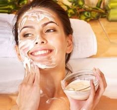 Anne Hathaway's gorgeous skin face mask. What this mask will do: Tighten Skin, Provide Natural Exfoliation, Help Heal Skin