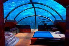 wow cool room!