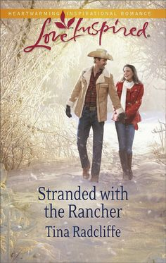 """Read """"Stranded with the Rancher (Mills & Boon Love Inspired)"""" by Tina Radcliffe available from Rakuten Kobo. THE DOCTOR AND THE COWBOY Stranded at single father Dan Gallagher's ranch during a Colorado blizzard, Dr. Beth Rogers is. Books To Buy, I Love Books, Books To Read, Christian Fiction Books, Historical Romance, Ebooks, Log Cabins, Snowball, Inspired"""