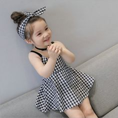 Children clothes Beautiful Dress Clothes Girls - - My favorite children's fashion list Kids Summer Dresses, Little Girl Outfits, Baby Outfits, Little Girl Dresses, Kids Outfits, Girls Dresses, Kids Frocks Design, Baby Frocks Designs, Baby Girl Fashion