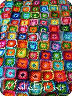 gorgeous! Sooo colourful, just what I like!