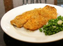 Oven Fried Tilapia