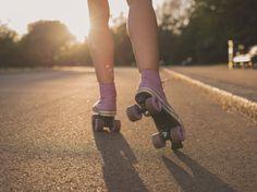 5 dicas necessárias para quem está aprendendo a andar de patins