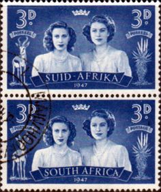 Stamps South Africa 1947 Royal Visit Set Fine Mint SG 111 - 113 Scott 103 - 105 Stamps for Sale Take a Look