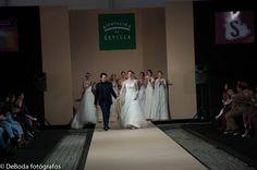 Desfile de novias. Diseñador: Marco Zapata. Debodafotografos.es