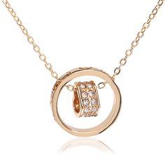 Intimate casamento jóias de ouro colar de cristal anel para projetos do coração-Colares-ID do produto:60357522311-portuguese.alibaba.com