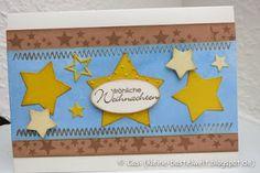 Kerstin's kleine Bastelwelt: Sternenhimmel