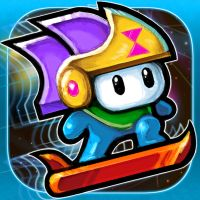 Time Surfer – Endless Arcade Magic for the iPhone / iPod Touch / iPad for FREE