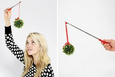 15 Must-Have Holiday Photo Booth Props via Brit + Co.