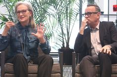 Meryl Streep And Tom Hanks Debate Whether Art Can Be Separated From The Artist