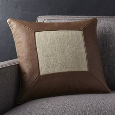 Pillow from Crate & Barrel is no longer available