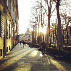 Finalmente un #buongiornoRE con il sole! - Instagram by comunedireggioemilia