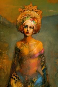 Artist: Joshua Burbank -Empress !