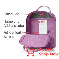 Outer Polypropylene Backpack Model:Kids Gender:Kids Concept:Outdoor cm cm cm Weight g L Non Textile Parts of Animal Origin:No Activity:Everyday Outdoor Laptop pocket:No Cool Stuff, Stuff To Buy, Thing 1, Projects To Try, Boards, Baby Shower, Activities, Birthday, Bathroom