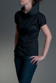 Soolista Gróvka – MOLO7 High Neck Dress, Mens Tops, T Shirt, Fashion Design, Blouses, Dresses, Princess, Style, Turtleneck Dress