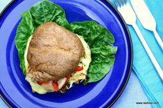 Philadelphia Cheesesteak Sandwich med karamelliserede løg og chutney – Ravfood Cheesesteak, Chutney, Philadelphia, Sandwiches, Pork, Beef, Flutes, Kale Stir Fry, Meat