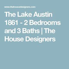 The Lake Austin 1861