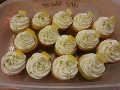 Margaritas cupcakes