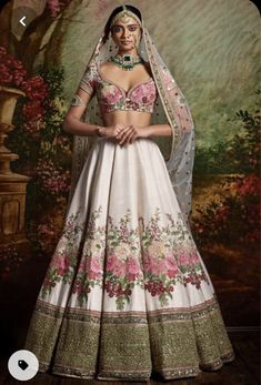 Sabyasachi Lehenga Bridal, Bride Pictures, Party Wear, Designer Dresses, High Waisted Skirt, Two Piece Skirt Set, Prom Dresses, Womens Fashion, How To Wear