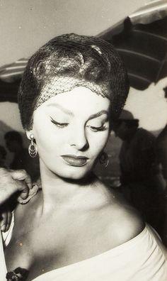 Sophia Loren so beautiful 6