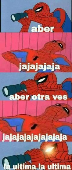 Memes plantillas spiderman new ideas - - New Memes, Dankest Memes, Funny Memes, Anime Meme, Otaku Anime, Reaction Pictures, Funny Pictures, Spiderman, Funny Marvel Memes