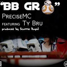 PreciseMC feat. Ty Bru - BB Gr8 — LA On Lock