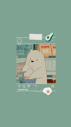 Cute Tumblr Wallpaper, Cute Panda Wallpaper, Cartoon Wallpaper Iphone, Iphone Wallpaper Tumblr Aesthetic, Bear Wallpaper, Cute Patterns Wallpaper, Cute Disney Wallpaper, Aesthetic Pastel Wallpaper, Kawaii Wallpaper