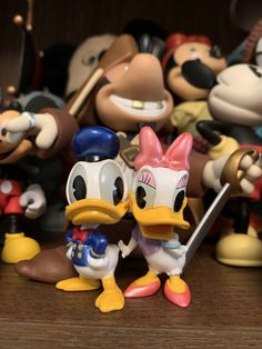 Donald and Daisy Metals Die Cast, Daisy, It Cast, Cake, Desserts, Food, Pie Cake, Meal, Cakes