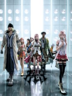 Final Fantasy XIII #games #gaming #rpg