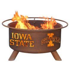 Iowa State Fire pit