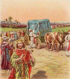 Palavra e Ação : 1 Samuel 6- Comentários: Pr.  Heber Toth Armí