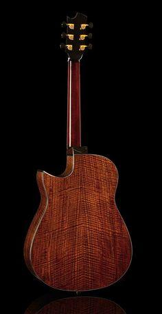 Jason Kostal Acoustic Guitar - Back & Sides